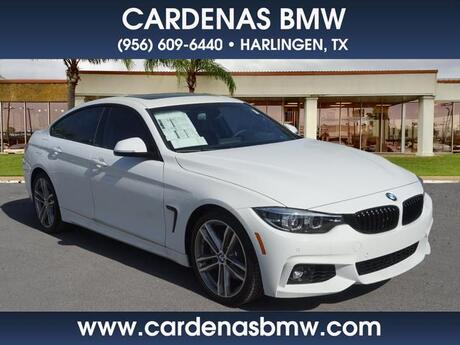 2019 BMW 4 Series 440i Gran Coupe McAllen TX