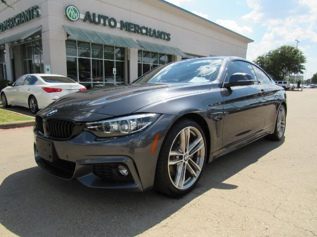 2019 BMW 4-Series 440i coupe Plano TX