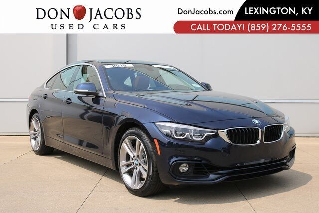 2019 BMW 4 Series 440i xDrive Gran Coupe Lexington KY