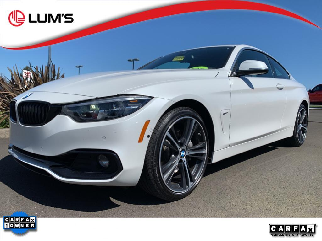 2019 BMW 4 series 440i xDrive Warrenton OR