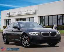 2019_BMW_5 Series_530I SEDAN_ Wichita Falls TX