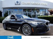 2019_BMW_5 Series_530e iPerformance_ Miami FL
