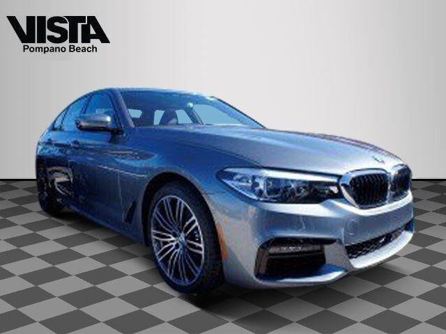 2019 BMW 5 Series 530e iPerformance Pompano Beach FL