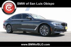 2019_BMW_5 Series_530e iPerformance_ San Luis Obispo CA