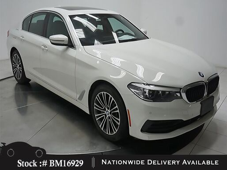 2019_BMW_5 Series_530i NAV,CAM,SUNROOF,BLIND SPOT,NIGHT VISION_ Plano TX