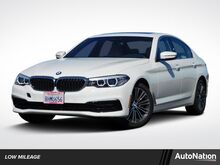 2019_BMW_5 Series_530i_ Roseville CA