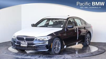 2019_BMW_5 Series_530i Sedan_ Glendale CA