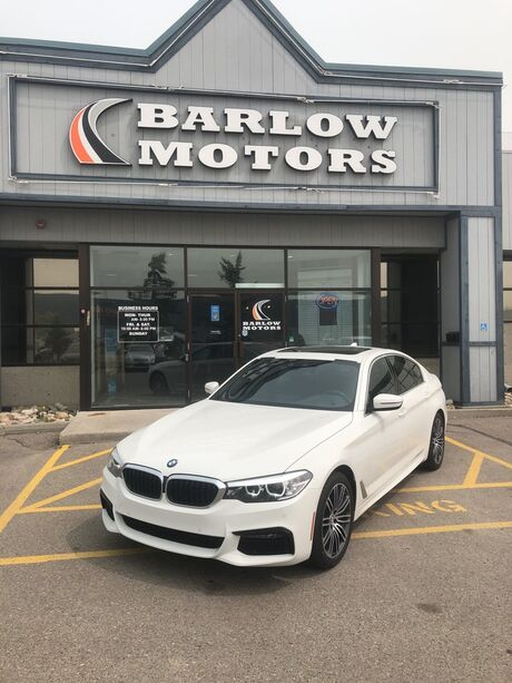 2019 BMW 5 Series 530i xDrive Calgary AB