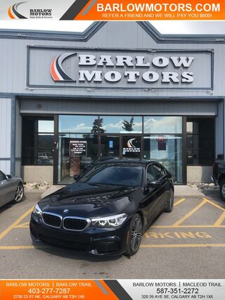 2019_BMW_5 Series_530i xDrive_ Calgary AB