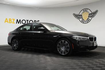 2019_BMW_5 Series_530i xDrive_ Houston TX