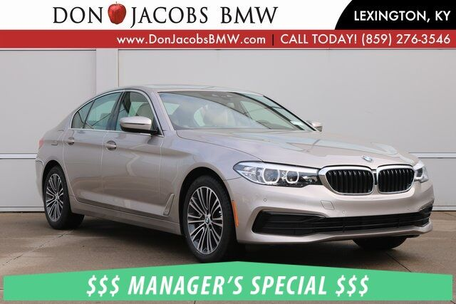 2019 BMW 5 Series 530i xDrive Lexington KY