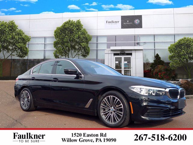 2019 BMW 5 Series 530i xDrive Willow Grove PA