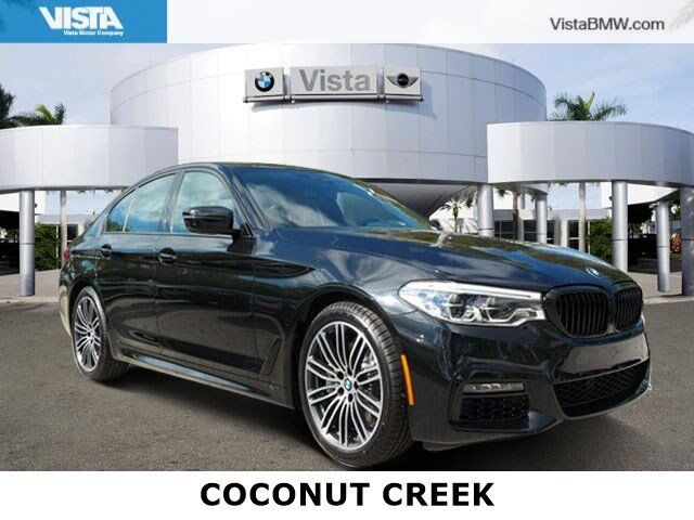 2019 BMW 5 Series 540i Coconut Creek FL