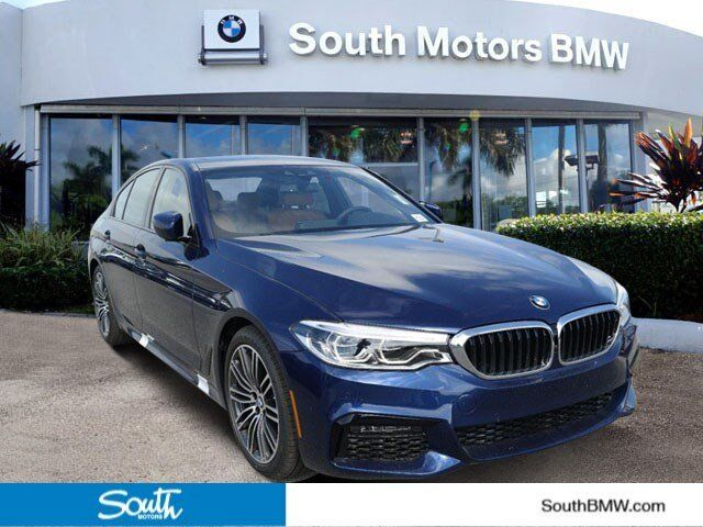 2019 BMW 5 Series 540i Miami FL