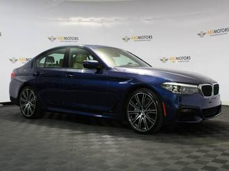 2019_BMW_5 Series_540i Nav,360 Cam,Heated Seats,Harman Kardon System_ Houston TX