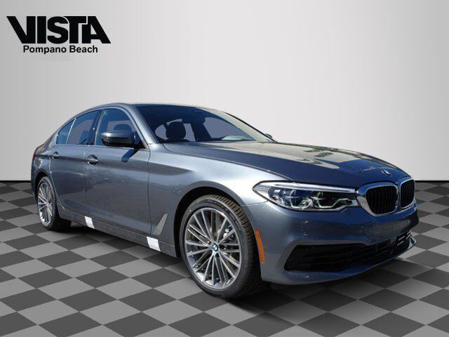 2019 BMW 5 Series 540i Pompano Beach FL