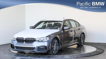 2019_BMW_5 Series_540i Sedan_ Glendale CA