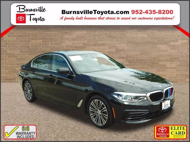 2019 BMW 5 Series 540i xDrive Burnsville MN