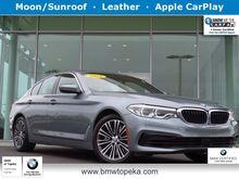2019_BMW_5 Series_540i xDrive_ Topeka KS