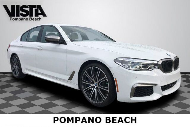 2019 BMW 5 Series M550i xDrive Coconut Creek FL