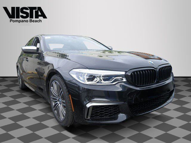 2019 BMW 5 Series M550i xDrive Pompano Beach FL