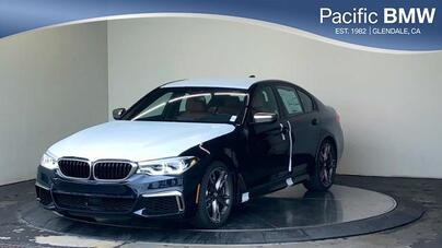 2019_BMW_5 Series_M550i xDrive Sedan_ Glendale CA