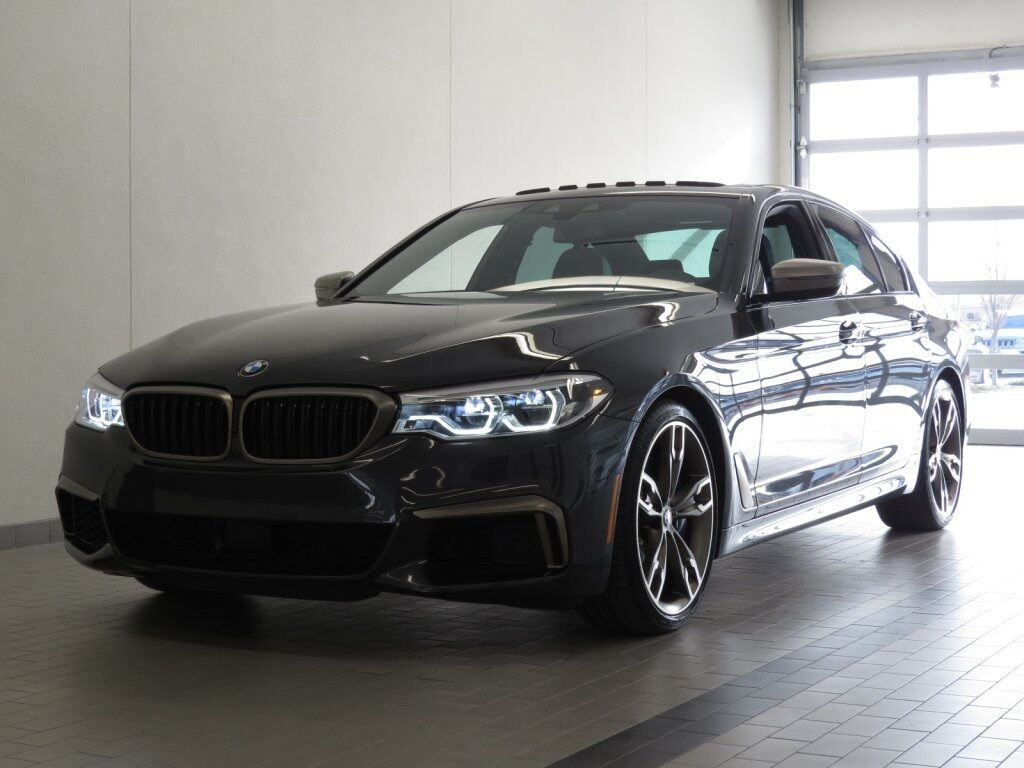 Used 2019 Bmw 5 Series M550i Xdrive In Topeka Ks