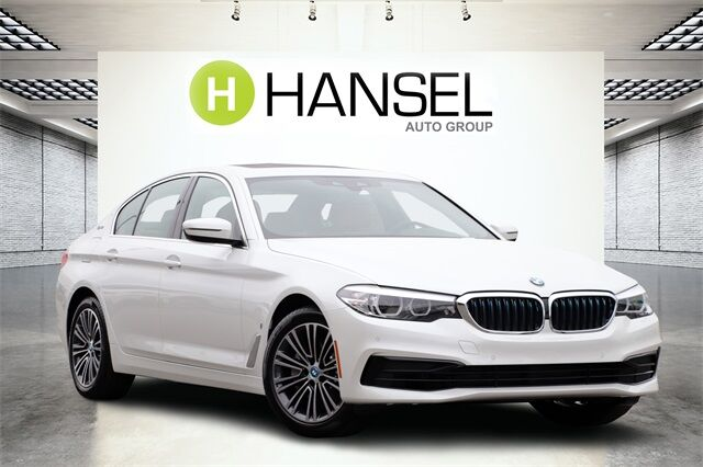 2019 BMW 530e iPerformance Santa Rosa CA