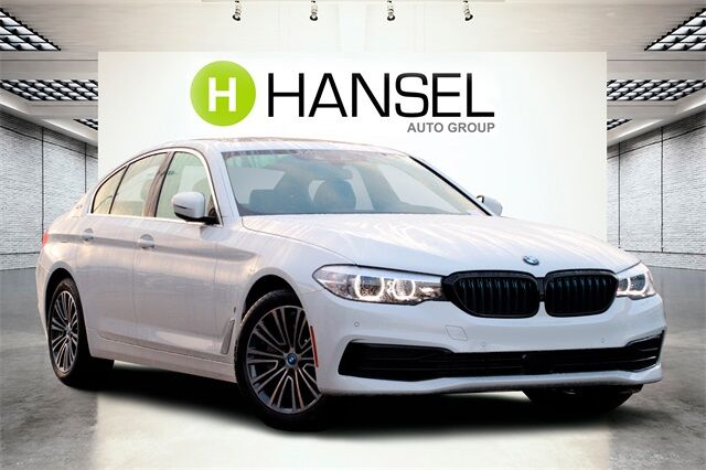 2019 BMW 530e xDrive iPerformance Santa Rosa CA
