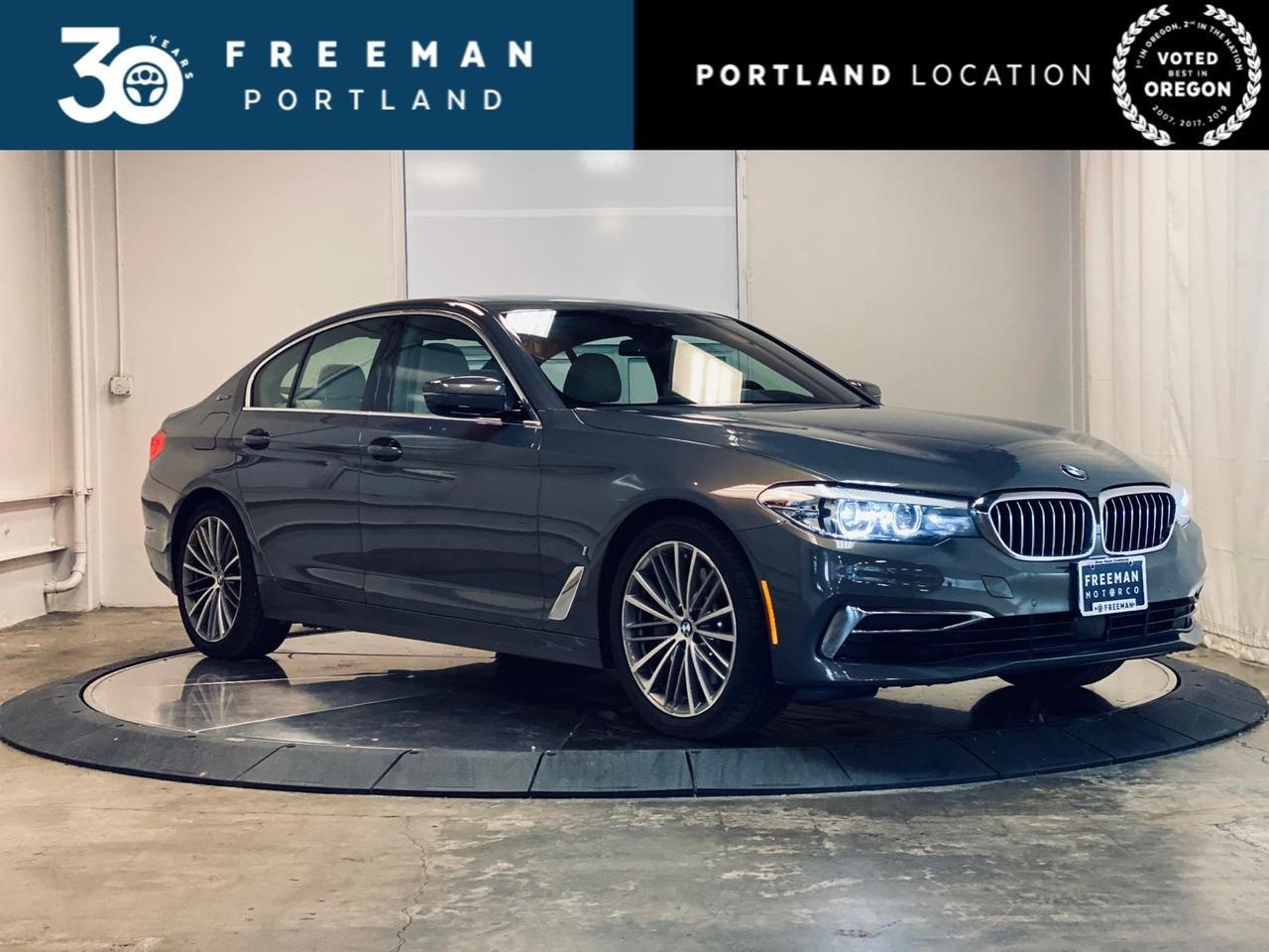 2019 BMW 530e xDrive iPerformance Adaptive Cruise ACC Stop&GO