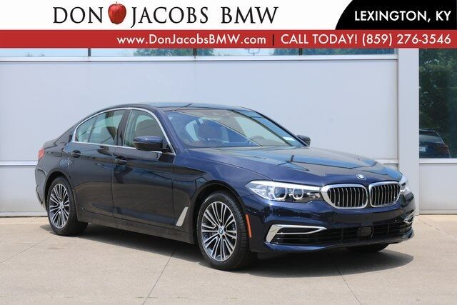 2019 BMW 540i xDrive Luxury Lexington KY