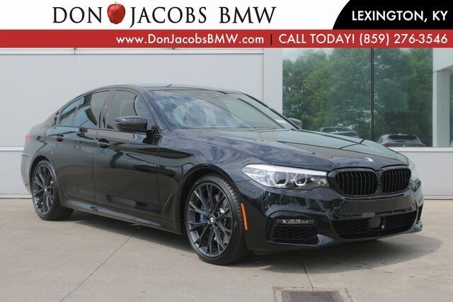 2019 BMW 540i xDrive M Sport Lexington KY