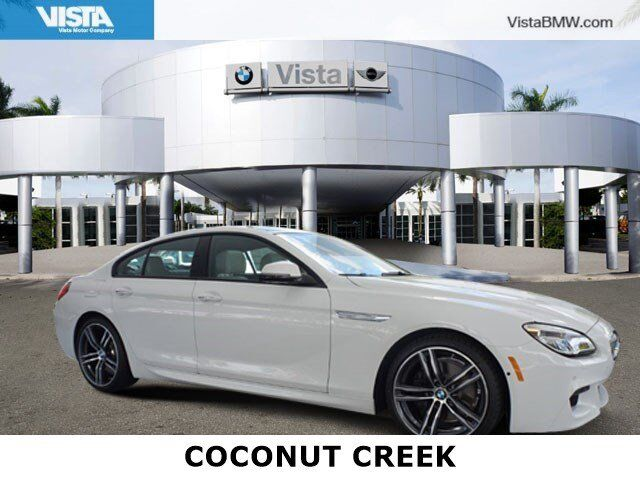 2019 BMW 6 Series 650i Coconut Creek FL