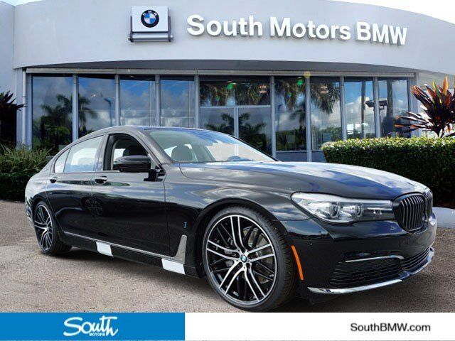 2019 BMW 7 Series 740e xDrive iPerformance Miami FL