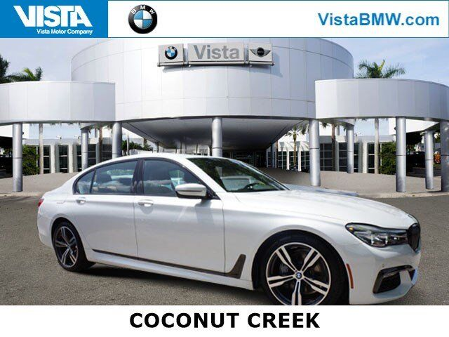 2019 BMW 7 Series 740i Coconut Creek FL