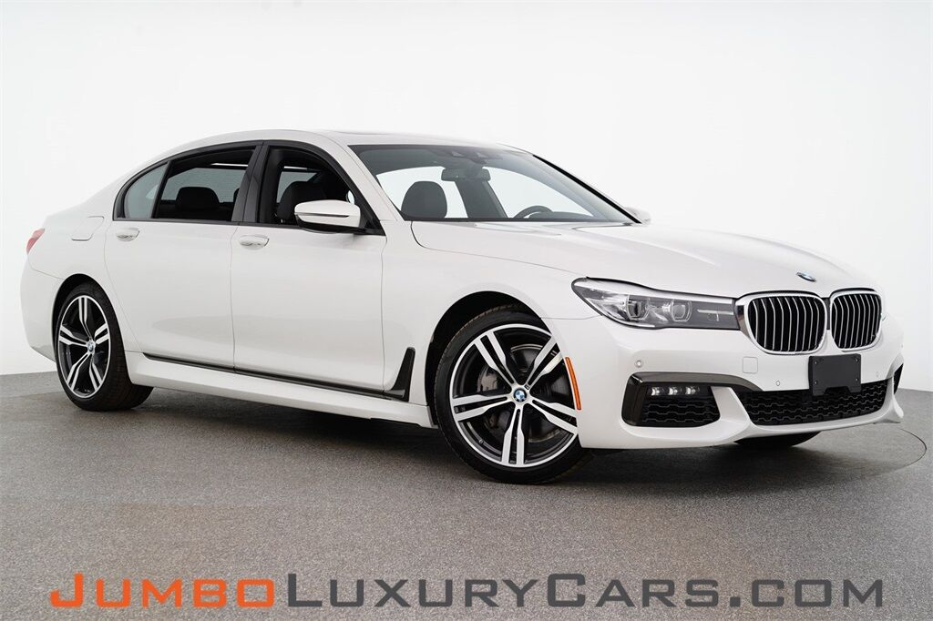 2019 BMW 7 Series 740i Hollywood FL