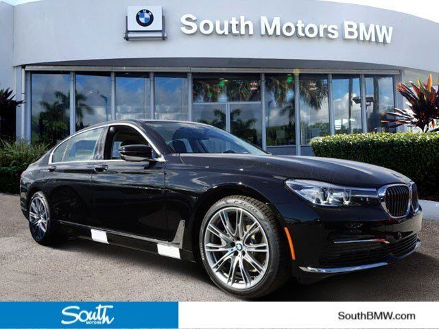 2019 BMW 7 Series 740i Miami FL