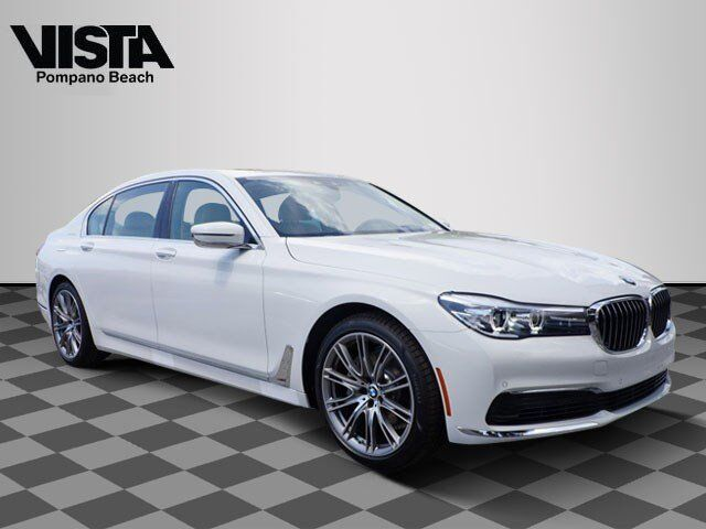 2019 BMW 7 Series 740i Pompano Beach FL