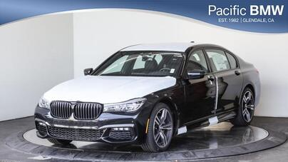 2019_BMW_7 Series_740i Sedan_ Glendale CA