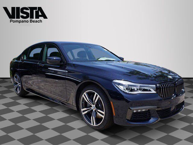 2019 BMW 7 Series 750i Coconut Creek FL