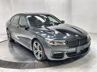 BMW 7 Series 750i M SPORT,DRVR ASST+,NAV,CAM,PANO,CLMT STS 2019