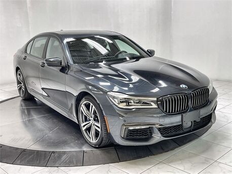 2019_BMW_7 Series_750i M SPORT,DRVR ASST+,NAV,CAM,PANO,CLMT STS_ Plano TX