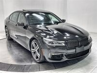 BMW 7 Series 750i M SPORT,NAV,CAM,PANO,CLMT STS,HEAD-UP,FUL LED 2019