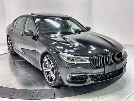 2019_BMW_7 Series_750i M SPORT,NAV,CAM,PANO,CLMT STS,HEAD-UP,FUL LED_ Plano TX