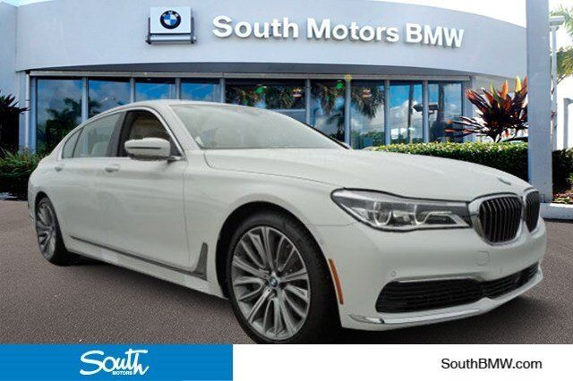 2019 BMW 7 Series 750i Miami FL