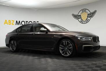 2019_BMW_7 Series_M760i xDrive_ Houston TX