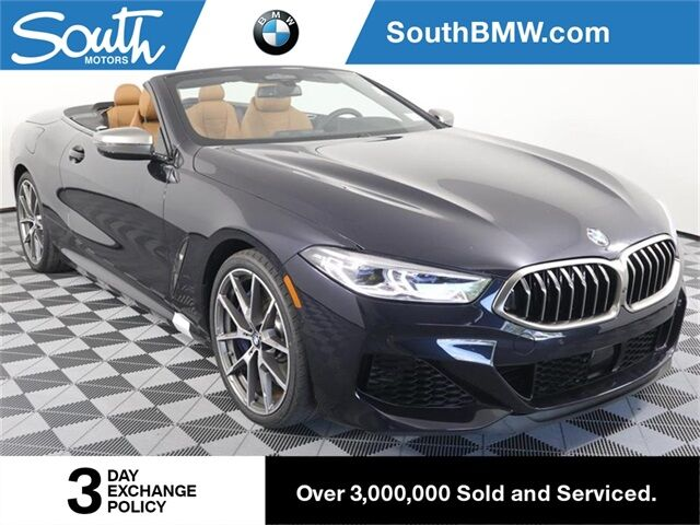 2019 BMW 8 Series M850i xDrive Convertible Miami FL