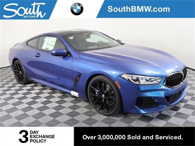 2019 BMW 8 Series M850i xDrive Miami FL