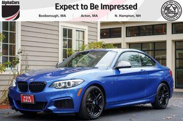 2019_BMW_M240i_xDrive_ Boxborough MA