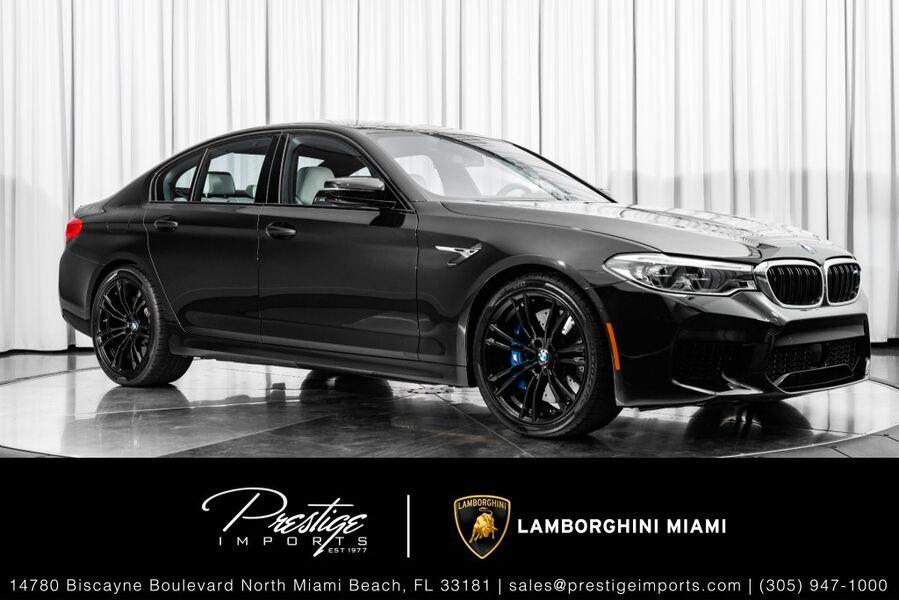2019_BMW_M5__ North Miami Beach FL